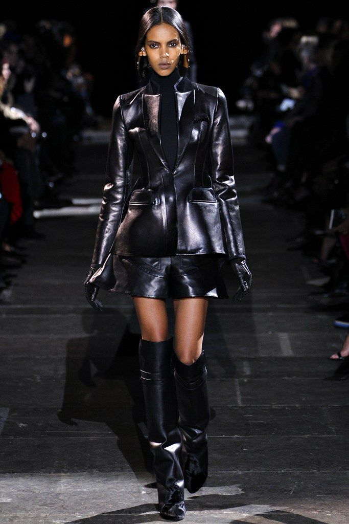 Givenchy Fall 2012 Ready to Wear Collection Photos   Vogue