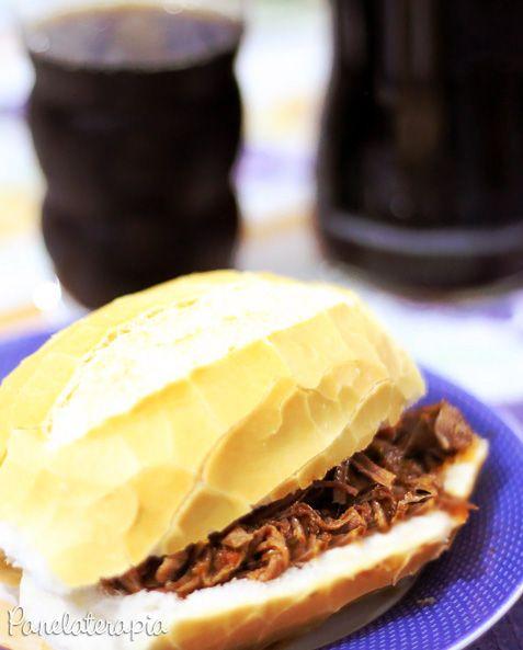 PANELATERAPIA - Blog de Culinária, Gastronomia e Receitas: Carne Louca