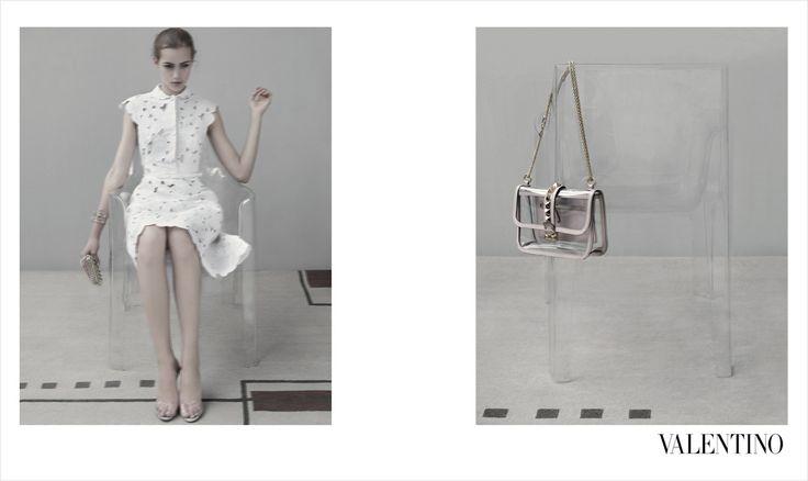 Valentino 2013 İlkbahar Yaz Koleksiyonu Reklam Kampanyası