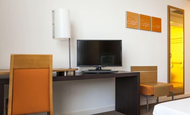 Accesibilidad es nuestra razón de ser, en nuestro hotel en valencia. www.confortelvalencia.com