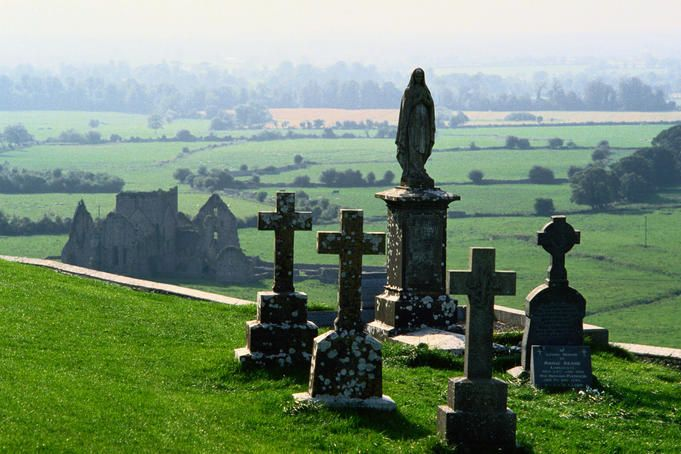 County Tipperary, Ireland | Rock of Cashel | Dennis Johnson, photographer