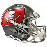 Tampa Bay Buccaneers Riddell velocidad Full Size Authentic Casco de fútbol