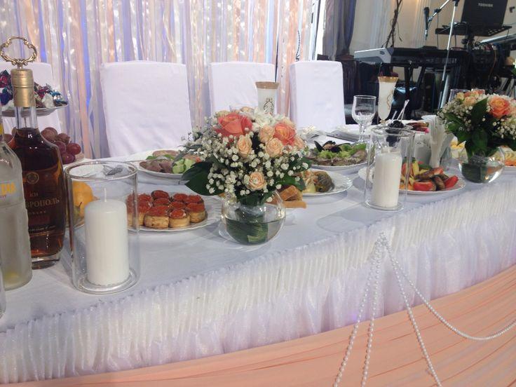Небольшой и все же милый декор стола