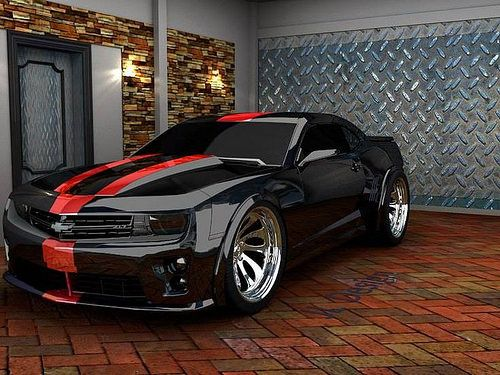 Camaro Zl1 Custom Car Cars Camaro Zl1 E Cars Motorcycles