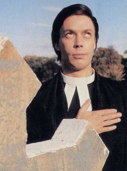 Tim Curry... I can't help but love him. I tried to hate him... It didn't work.