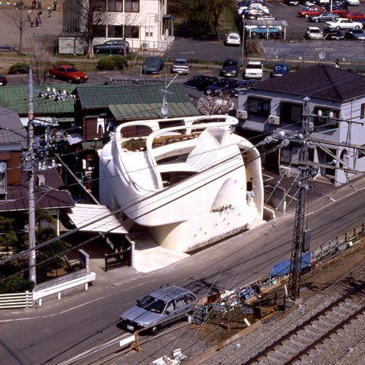 Truss Wall House, Tokyo, Japan | Ushida Findlay Architects