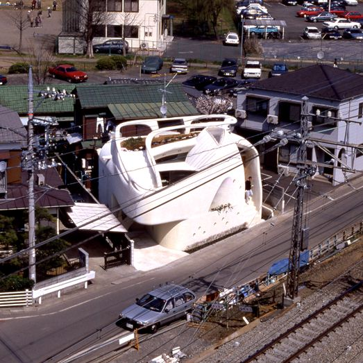Truss Wall House, Tokyo, Japan   Ushida Findlay Architects