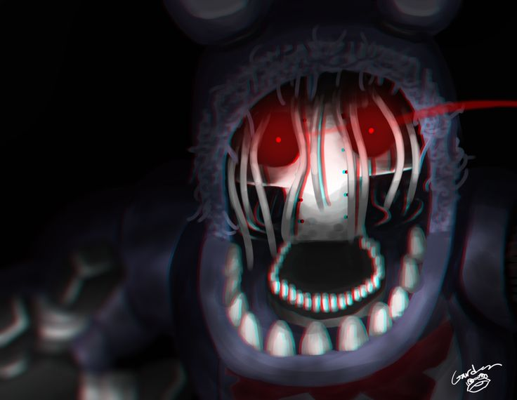 old bonnie : five nights at Freddy's