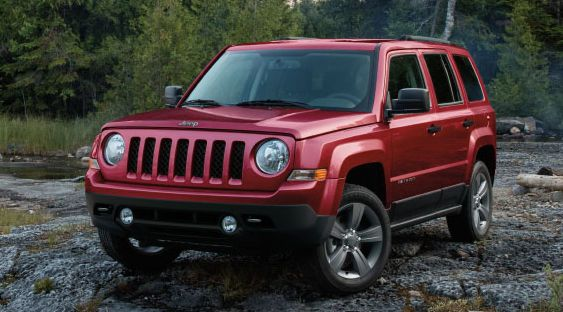 2017 Jeep Patriot Review Specs Redesign Interior Safety