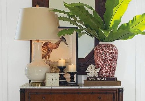 British Colonial Entry Room Design Ideas | Williams-Sonoma Home - tropical - other - Williams-Sonoma Home
