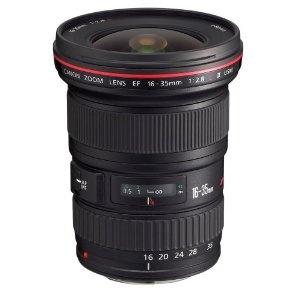 16-35mm f/2.8L II USM Ultra Wide Angle Zoom Lens / Canon