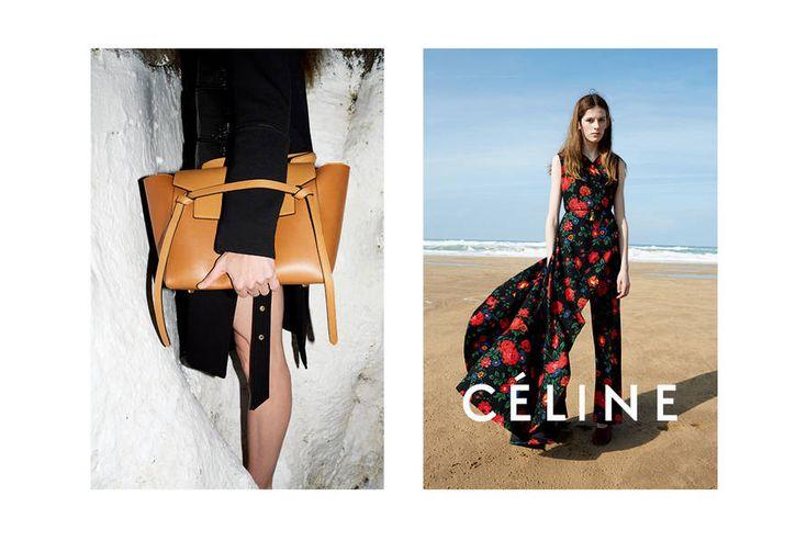 Celine Spring Summer 2015 ad campaign