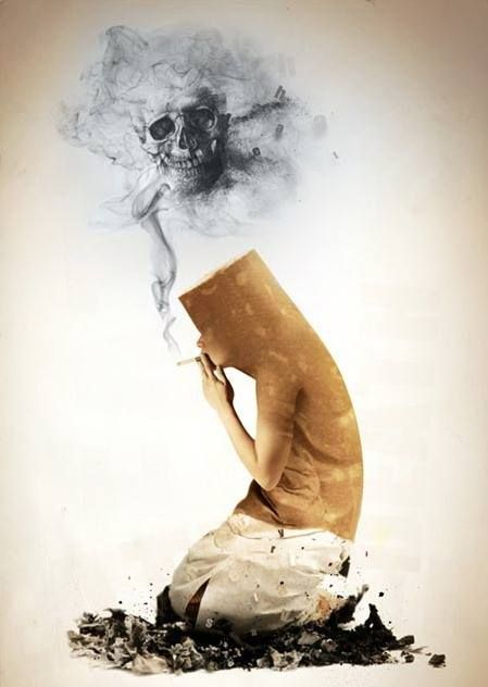 anti smoking ad                                                       …