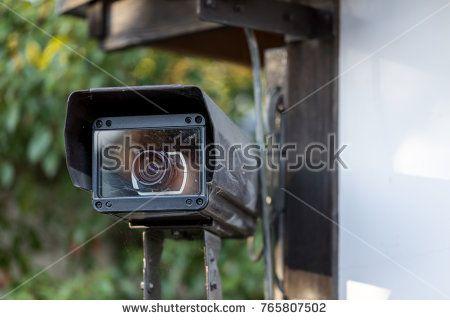 Surveillance CCTV security camera