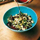 Een heerlijk recept: Bietensalade met tuinbonen van restaurant Moro