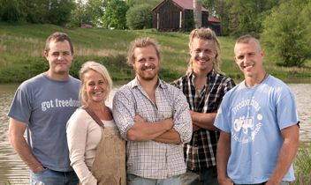 Farm Kings - Popular show representing the grower/farmer community.  Mama bear is flower grower and could be a cool spokesperson.