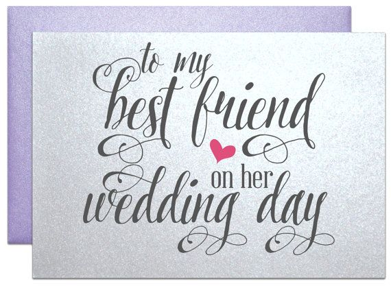 Good Wedding Gifts For Friends: Best 25+ Best Friend Wedding Gifts Ideas On Pinterest