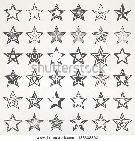 Best 25 small star tattoos ideas on pinterest star for Five points tattoo