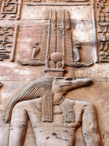 Sobek, Crocodile God, Kom Ombo temple