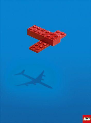 Lego: Plane | Ads of the World