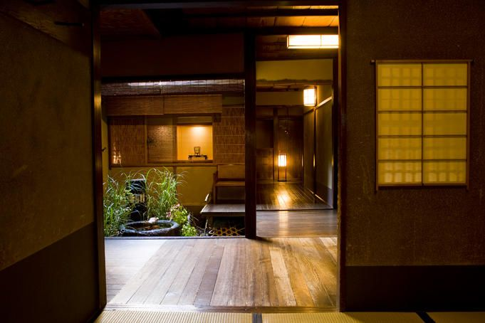I remember so fondly our stay at the Tawaraya in Kyoto -- a truly magical place