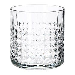 IKEA - FRASERA, Whiskey glass, The glass has a generous shape and weight which…