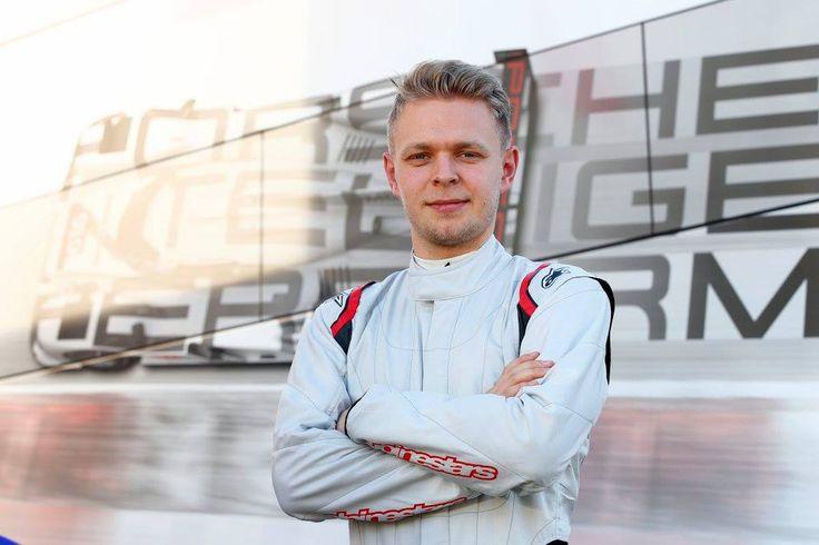 Kevin skal køre for Renault i Formel 1 - http://bit.ly/1nAllQv