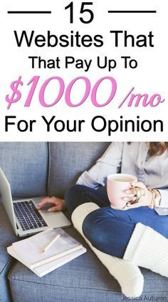 15 Best Online Survey Companies To Join For Extra Money. Looking to make some extra cash online quickly and easily? Earn up to $1000 a month with these amazing companies!
