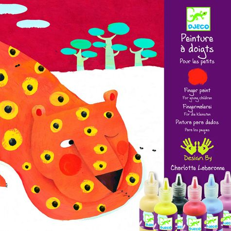 malování prsty | Dětské hračky pro holky i kluky | ookidoo.com