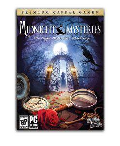 Edgar Allen Poe Best Hidden Object Games   PC Games for Hidden Object Game Lovers