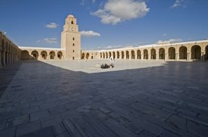 Travel Tunisia: Mosque of Kairouan. More on our blog http://www.african-road-trip.com/