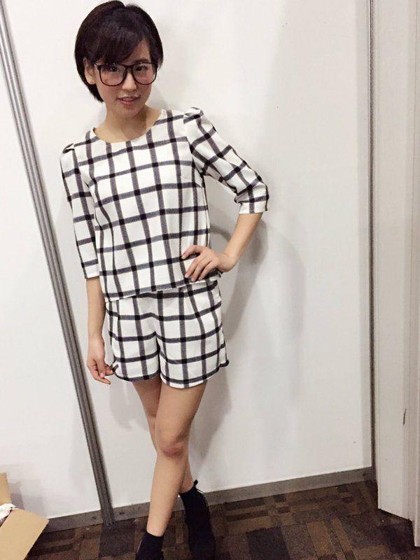 •Haruka JKT48 • Harugon • Nakagawa Haruka [仲川遥香] Haruka Nakagawa JKT48.  *I Like This Style.  so Sexy..