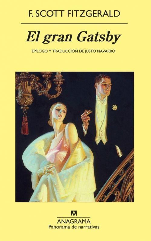 El Gran Gatsby | Isliada | Literatura Cubana Contemporánea