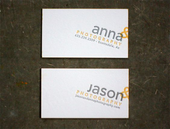 Business card....: