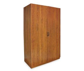 Best Ameriwood Cherry Storage Wardrobe Wardrobe Storage 640 x 480