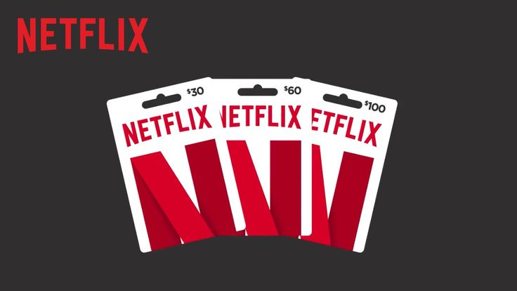 Netflix Gift Cards | How - To Video