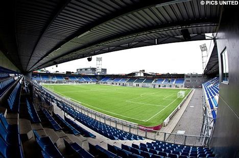PEC Zwolle - IJsseldelta Stadion - Netherlands. 2012