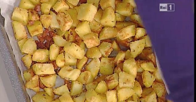 La ricetta delle patate sabbiose di Anna Moroni