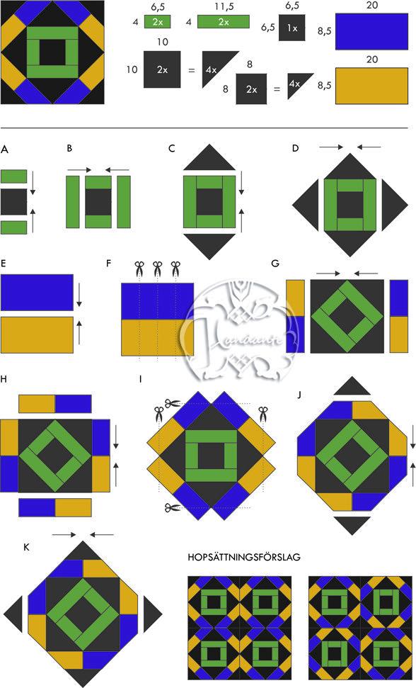 Free qulit patterns snd so on
