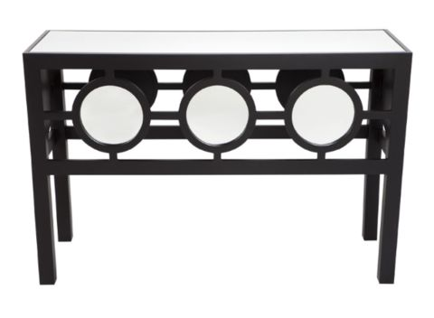 Stockton Console Table Black - Complete Pad ®