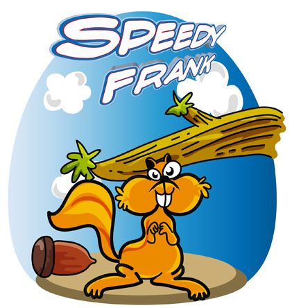 Türkçe çevirili İngilizce hikayeler serimizin ikinci kitabı.  Speedy Frank