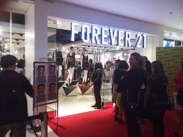 Forever 21 no Brasil: saiba tudo da inauguração no Shopping Morumbi
