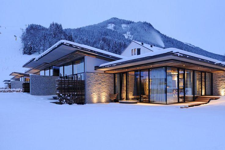 Wiesergut Hotel (Hinterglemm, Austria) by Gogl & Partners Architekten