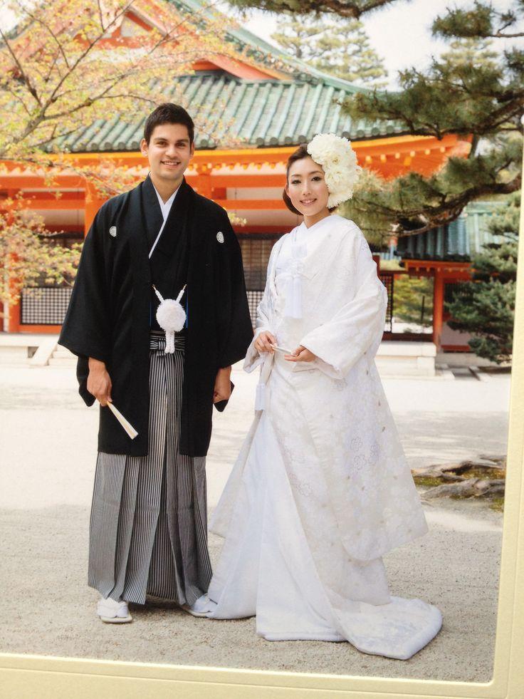 白無垢 Shiro-muku: Wedding kimono