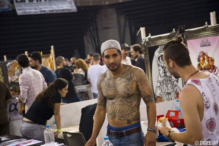 9th Athens International Tattoo Convention #dideemagazine #tattoo #convention #athens #international #photo_reportage #urban_life