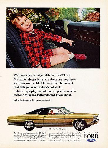 1967 Ford LTD 2-Door Hardtop