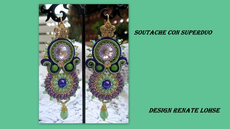 soutache and superduo