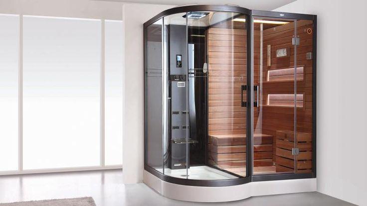 cabine hydromassage angle droit lara mobiliermoss