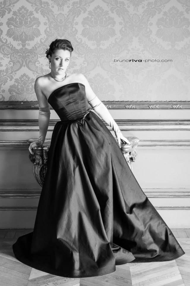 Modèle : Cyrielle L. MUAH : Aurélie - A Privilèges Créateur : Jean-Marie Bataille © Bruno Riva - Tous droits réservés.