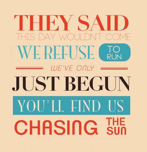 VASSY - RUN TO THE SUN LYRICS - SongLyrics.com